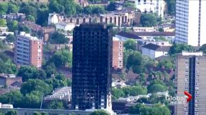 Fridge ignited deadly apartment fire in London